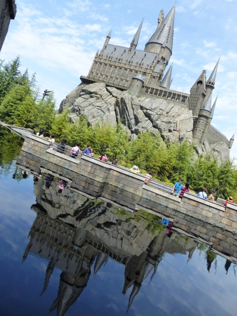 harry potter osaka universal studio
