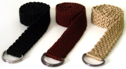 crochet-belts